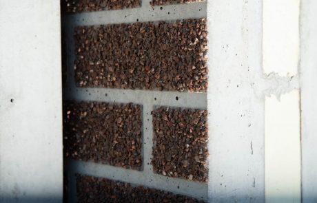 geïsoleerd beton